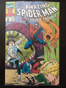 THE AMAZING SPIDER-MAN COMIC BOOK MARVEL #2 1990
