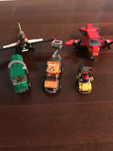 Lego Transportation Sets