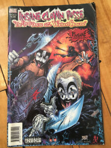 Insane Clown Posse ICP Comic Book Issue #1