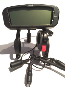 Bionx G2 Console and Remote Throttle Combo