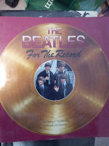 FOR SALE  - VARIOUS BEATLES BOOKS