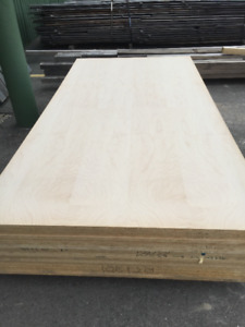 Particle Board Plywood Sheet with MAPLE TOP – SALE