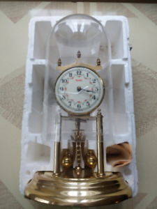 Antique German Made 400 Day Clock