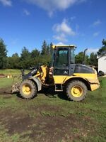 304j mini wheel loader