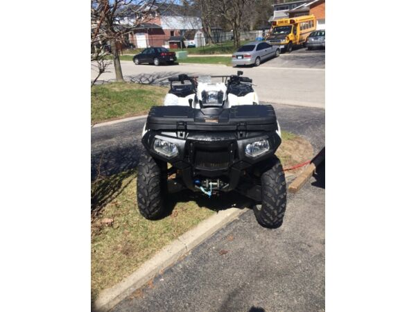 Used 2011 Polaris Sportsman XP Limited edition