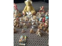 35 Cherished teddies
