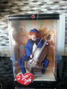 "The Audition ""I Love Lucy"" Barbie"