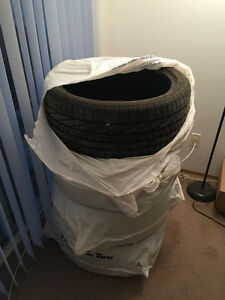 Used performance run flat tire for sale