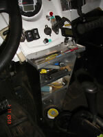 Console pour RZR 2011
