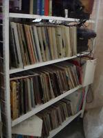 Vinyl disc RECORDS