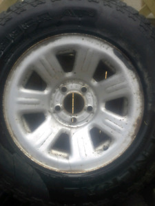 Ford Ranger Steel Rim
