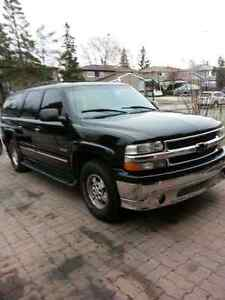 Selling my Suburban - As is / 1,000 Negotiable