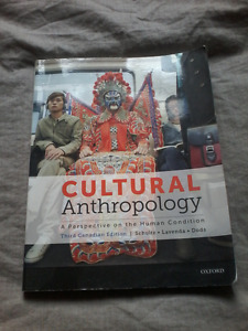 Cultural anthropology : third canadian edition