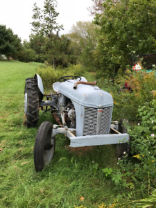 1939 n9 ford tractor