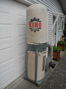 Dust Collector by King Canada