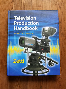 Television Production Handbook Zettl - 12th Edition