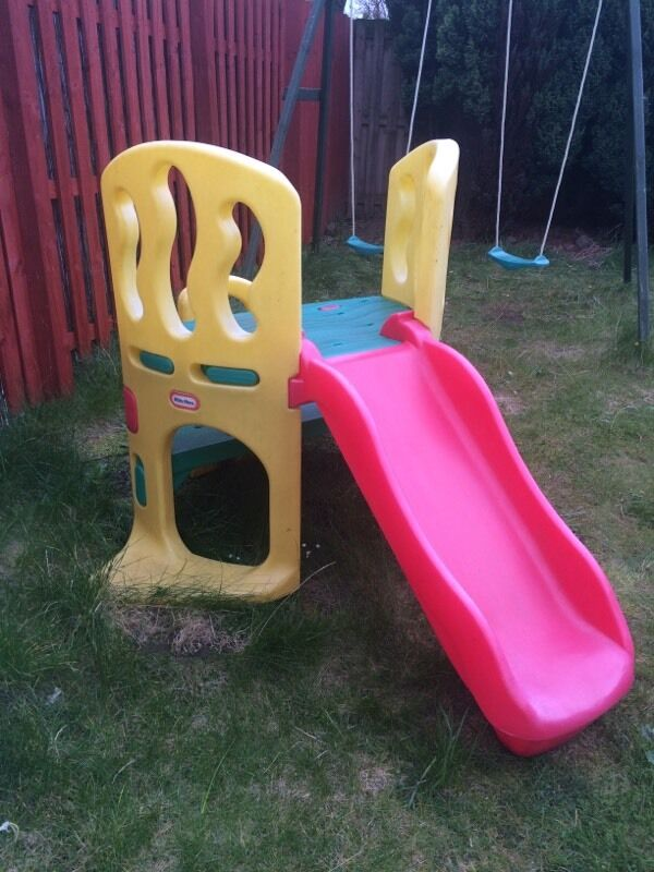 Little Tikes Hide and Slide Climber in Corstorphine  : 86 from www.gumtree.com size 600 x 800 jpeg 76kB