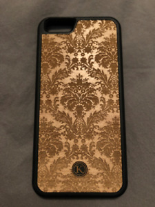 iphone 6/6S Hand cut Wood Cell Phone Case for Sale