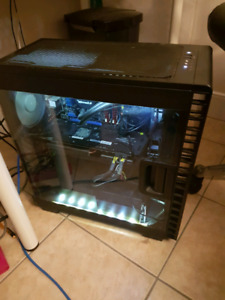 Water-Cooled Gaming PC i7 3770k/ R9 290 + Peripherals.