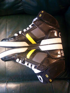 Osiris high tops, almost new