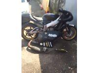 Aprillia rs 125 spares or repair 2003