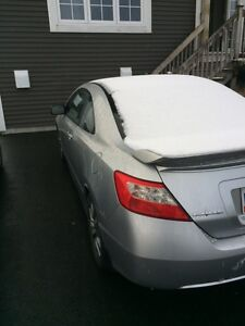 2010 Civic Couple 34000km Automatic