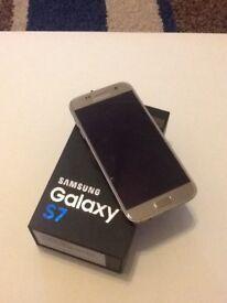 BRAND NEW SAMSUNG GALAXY S7