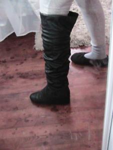 bottes longues 4$