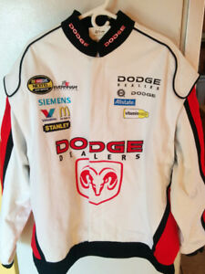 COLLECTOR DODGE NASCAR RACING JACKET