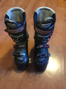 Ski boots for sale Atomic B90 Size 12 mens