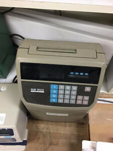 MJR 8500 - AUTOMATIC TIME CLOCK  - 500 FREE TIME CARDS