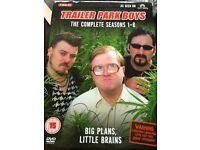 Trailer park Boys DVD box set seasons 1-6