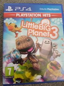 Little Big Planet 3(PS4)