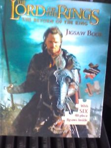 The Lord of the Rings Jigsaw Book, East Belleville