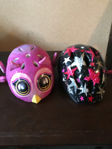 Girls' Bike Helmets - size small