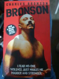 Bronsons book