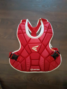 Catchers chest protector