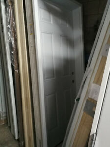 Steel Door Entry System