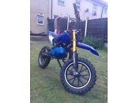 Mini dirt bike/mini pit bike