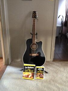 Kit complet guitare Takamine EG341C