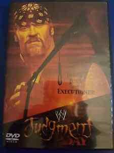 WWE Judgment Day 2002 DVD