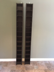 2 IKEA GNEDBY Shelving Units for sell!