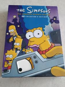 7e saison DVD des Simpsons