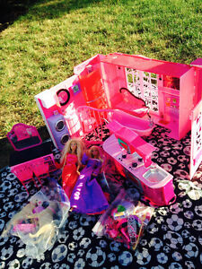Barbie accessories and monster high barbie dolls Peterborough Peterborough Area image 4