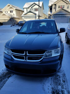 2012 Dodge Journey (Canada Value Pkg SUV, Crossover)
