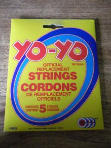 new Yo-Yo strings