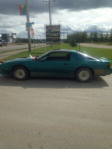83 Camero ghost flames running lights n more