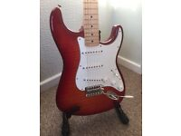 Fender Plus Top Stratocaster - Flame