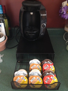 Tassimo and T-disc tray for sale