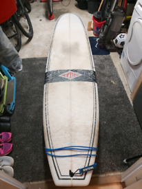 "Tiki 10.2ft longboard ""SWAP"""